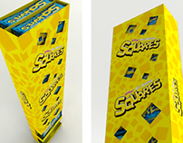 Kellogg's Rice Krispies Squares POP design