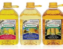 Packaging Design - Saporito Foods Inc.