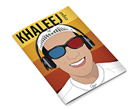 Khaleejesque Magazine