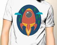 T-Shirt Design for Stock Market