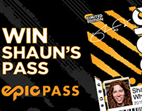 Epic Pass for Vail (Digital UX Design)