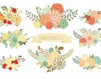 Flowers Bouquet II