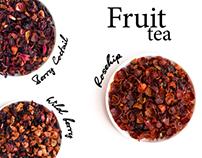 LOOSE TEA COMPOSITIONS