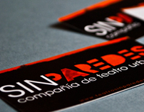 Sin Paredes - Brand Identity / Identidad Corporativa