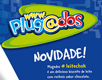 E-mail Marketing lançamento Adria - Plugados #Leitechok