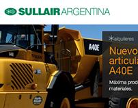 Sullair and Solaris Brasil | Corporate website