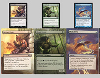 Magic Card Alterations