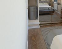 Arch Viz - Bedroom