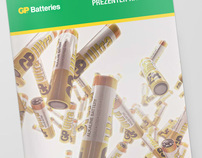 GP Batteries Catalogue