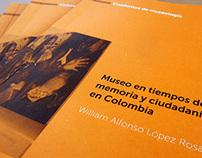 Cuadernos de museología