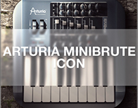 Arturia Minibrute icon
