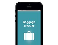 Baggage Tracker App
