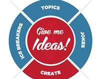 Give me Ideas App -