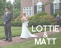 Lottie & Matt - A Wedding Day Story