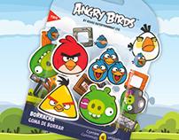 Angry Birds school supplies