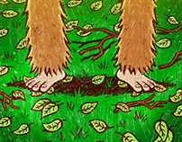 Bigfoot's Small Feet