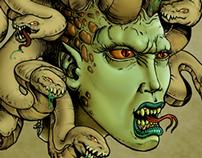 Medusa Queen
