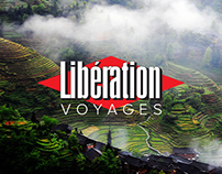 Libé Voyages (Uninvited) Redesign