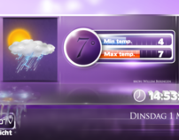 Weather Forecast Regio TV