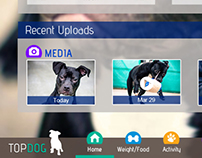 Top Dog Fitness iPad App