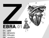 ZEBRA magazine (concept)