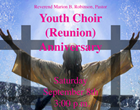 SMAME Church Youth Flier