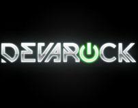 DJ Devarock Logo