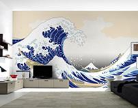Oriental Wall Murals