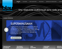 2010 - BLAU Corporate Website
