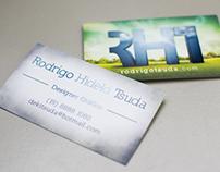 Cartões de Visitas (Business Cards)