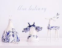 Blue Bestiary