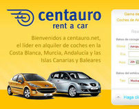 2009 - Centauro Rent a Car