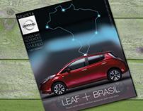 Revista-tablóide Nissan