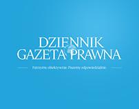 DGP (Dziennik Gazeta Prawna) - mobile app