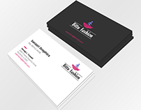 Office Stationery Design, Visiting Card, Envelope