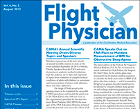 Flight Physician Newsletter