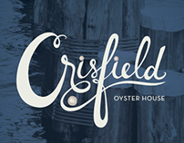 Branding Crisfield Oyster House