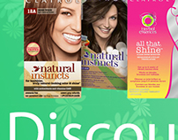 Impossible Discounts Slider Advertisements