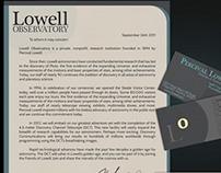 Lowell Branding