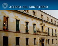 Ministry of Foreign Affairs // Strategy • Website