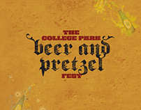The College Park Beer & Pretzel Fest Web Design