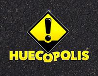 Huecópolis // Mobile App