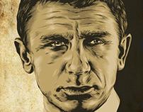 007 vector portraits