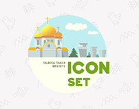 Icon Set for Website
