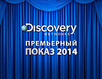 Discovery Upfront 2014