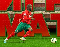FC Lokomotiv Moscow MVP Wallpapers (season 2013/2014)