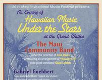 Maui Invitational Music Festival 2011