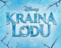 Frozen - Kraina Lodu - Interactive OOH