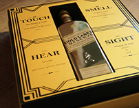 Johnnie Walker® Circuit Lounge Media Kit