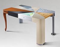 CIF Multi-Surface Table